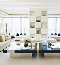 Get inspired by these amazing interiors from interior design ebooks