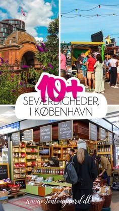 Min guide: Top 10+ seværdigheder i København - TeaTougaard.dk Disney Land, Guide, Copenhagen, Times Square, Travel, Viajes, Disneyland, Destinations, Traveling