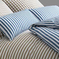 Bügelleichte und hochwertige Bettwäsche aus Maco Perkal in 6 Farben von Evelyn Kahle Bed, Home, Damask, Colors, Fall In Love With, Stream Bed, Ad Home, Homes, Beds