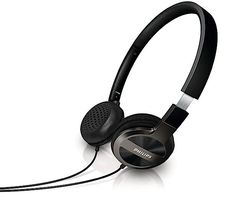 Philips FloatingCushions headphones, have you on cloud nine