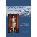 """Monologues from the Last Frontier Theatre Conference - featuring a monologue from """"Where's Julie?"""" by Daniel Guyton"""