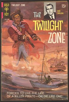 The Twilight Zone Comic #29  Publisher: Gold Key Comics  Date: June 1969