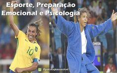 """""""Com um trabalho físico e emocional de quatro anos, Rafaela Silva supera a si mesma e conquista medalha de ouro nos Jogos Olímpicos Rio 2016. A Seleção Feminina de Futebol também exibe equilíbrio emocional em campo, resultado de dois anos de treinamento e acompanhamento psicológico. A Seleção de Futebol Masculina, entretanto, segue dispensando a necessidade de um profissional que acompanhe psicologicamente os jogadores. A diferença de postura e de resultados é nítida."""""""