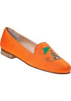 a5289234baa Jon Josef - Monkey Loafer Orange Fabric Orange Fabric