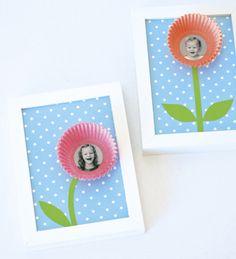 Día de la Madre se acerca rápidamente. ¿Está buscando ideas de proyectos Día artesanía de alguna madre que los niños pueden hacer para el Día de la Madre?