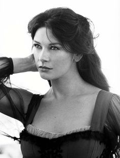catherine zeta-jones/••••Chicago; Zorro, and the movie she made w/Sean Connery that I can't think of a the moment. Very talented lady.