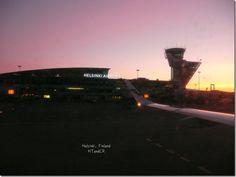 Helsinki Airport (Finland) Helsinki Airport, Best Car Rental Deals, Airport Car Rental, Towers, Finland, Tours, Tower