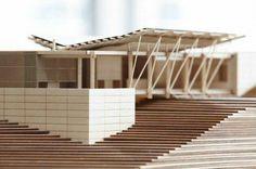 Tips for Architecture School — fabriciomora: Herbst Architects – Details Maquette Architecture, Architecture Design, Architecture Model Making, Concept Architecture, School Architecture, Model Building, Architecture Diagrams, Chinese Architecture, Arch Model