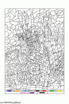Paint by Numbers for Adults Printable . 24 Paint by Numbers for Adults Printable . Free Printable Paint by Numbers for Adults Coloring Home Abstract Coloring Pages, Fall Coloring Pages, Printable Coloring Pages, Adult Coloring Pages, Coloring Pages For Kids, Coloring Books, Free Coloring, Coloring Sheets, Adult Color By Number