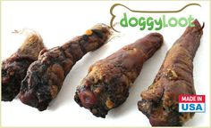 Give you pup a new chew with these pig tails! All tails come from USA grass-fed livestock.