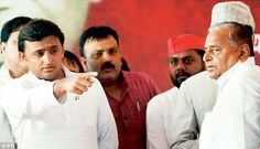 SP crisis deepens with expulsion of close Akhilesh aide - http://thehawk.in/news/sp-crisis-deepens-with-expulsion-of-close-akhilesh-aide/