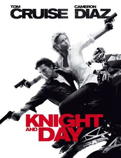 Knight and Day. I now feel the need to watch every Tom Cruise movie made.