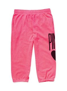 pink VS PINK sweats...I have these in black :)