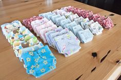 Teeny Tears is a service organization that provides tiny flannel diapers at no charge to hospitals and bereavement support organizations for families that have suffered the loss of a preemie or micropreemie child through stillbirth of NICU loss. If you are interested in joining our project, we invite you to participate by donating monetarily for fabric, donating fabric, or by sewing along with us in the comfort of your home and donating to the organization or hospital of your choosing.