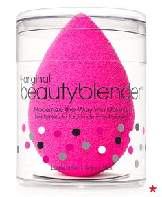 Prom night beauty essential: the beautyblender original makeup sponge applicator — edgeless, re-usable, and totally hi-def, this handy applicator will completely change the way you do your makeup