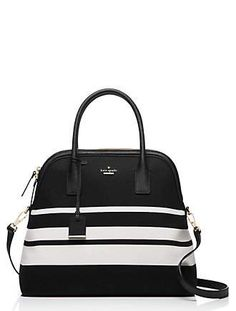 cameron street stripe mega margot by kate spade new york