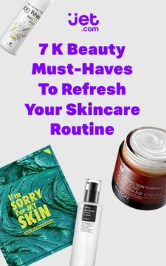 Korean skincare has long been a major go-to for the rest of the world when it comes to all things beauty. I have a lot to learn, but here are the top 6 must-haves (for now) when it comes to K beauty.