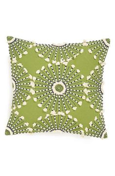 Nordstrom at Home 'Sunburst Stitch' Square Accent Pillow available at #Nordstrom