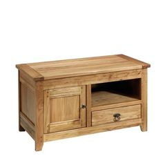 Rustic Oak Furniture Rustic Oak TV Cabinet Small Give your TV pride of place and add essential storage with the Rustic Oak small TV cabinet. Made to the highest standard and using the best materials, the Rustic Oak small TV cabinet is both stylish a http://www.comparestoreprices.co.uk/living-room-furniture/rustic-oak-furniture-rustic-oak-tv-cabinet-small.asp