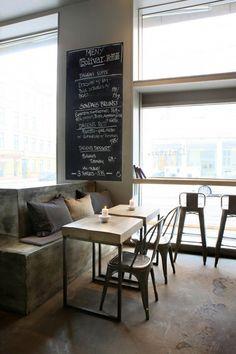 Bolivar Cafè, Oslo