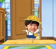 Nct Winwin, Nct Dream Jaemin, Wtf Moments, Funny Kpop Memes, Na Jaemin, Quality Memes, Meme Faces, Favorite Person, Lee Min Ho