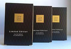 Introducing 3 x AVON Little Black Dress Eau de Parfum Limited Edition 30ml  10floz SET . Get Your Ladies Products Here and follow us for more updates!