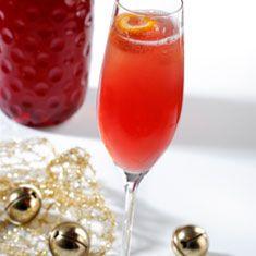 Cocktail: Cranberry Bubbles
