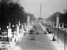 Berlin ca.1938 Ost-West-Achse