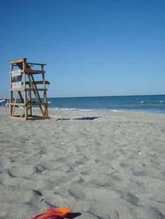 Cocoa Beach, Florida. Time for the beach! www.floridabeachbums.com
