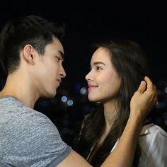 Couple Shots, Couple Posing, Cute Girl Face, Thai Drama, Ulzzang Couple, Sweet Couple, Actor Model, Celebrity Couples, Traditional Dresses
