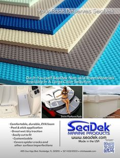 Explore SeaDek Marine Products' photos on Flickr. SeaDek Marine Products has uploaded 8912 photos to Flickr. #boatingideas