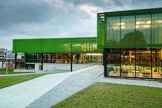 MOAA Architects · Toi Ohomai Health Sciences Building