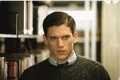 Wentworth Miller as the young Coleman Silk