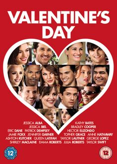 Duvet Day DVDS - I love a good chick flick. Valentines Day Wishes, Be My Valentine, Garry Marshall, Duvet Day, George Lopez, Eric Dane, Shirley Maclaine, Patrick Dempsey, Queen Latifah