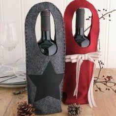 Weintasche - Filz