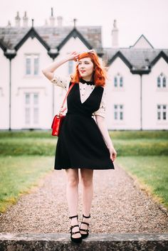 Outfit: Pinny For Your Thoughts