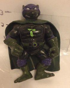 (GBS08217) - Playmates Teenage Mutant Ninja Turtles TMNT Sewer Hero - Super Don