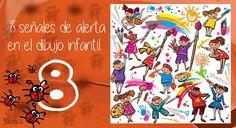 Actividades para Educación Infantil: Las señales de alerta en el dibujo infantil