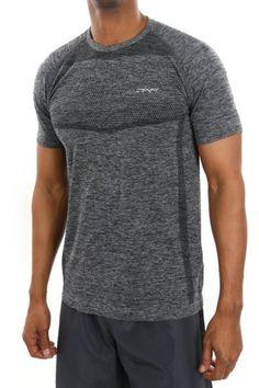 Seamless Knit Dri-sport T-shirt Gym Wear, Sport T Shirt, Mens Fitness, Sports, Mens Tops, How To Wear, Fashion, Hs Sports, Moda