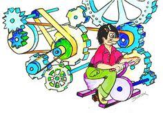 Illustration presse ©SP graph' & com'