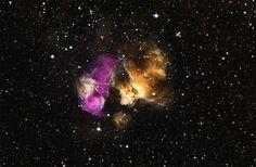Image Credit: X-ray: NASA/CXC/SAO/F.Seward et al; Optical: NOAO/CTIO/MCELS, DSS