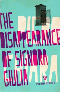 See all my book reviews at JetBlackDragonfly.blogspot.ca : The  Disappearance of Signora Giulia by Piero Chiara