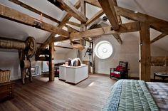 Fantastic converted mill