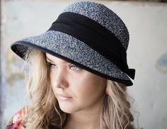 Bow Hat - Blue kr499