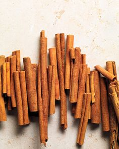 Cinnamon: appetite stimulant, remedy for abdominal pain/gas, antioxidant, lowers blood sugar, and lowers triglycerides, LDL, and total cholesterol levels.