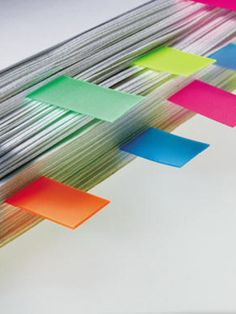 Clutter Control: Solutions for all your paper pileup problems, straight from the pros.