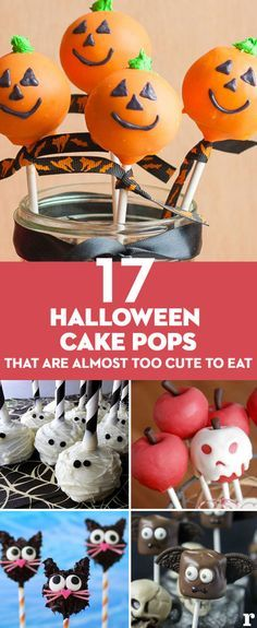 The only scary thing about these is how many you're going to want to eat in one sitting.