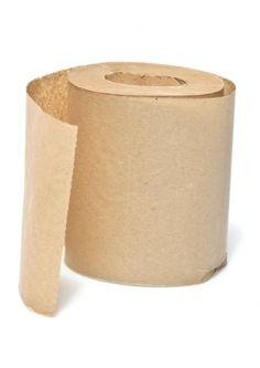 Det gammeldags brune papir – toiletpapir 00 – havde ikke nogen videre sugeevne. Men det kunne blive lidt blødere ved at man nulrede det med begge hænder, hvilket man også kunne gøre med avispapir. Produktionen af det brune toiletpapir stoppede i 1985.