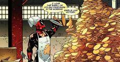 69 Hilarious Deadpool Comics Moments