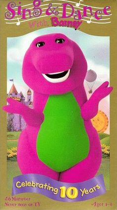 Sing and Dance with Barney - Barney Wiki Barney Costume, Casey Burgess, Barney Party, Barney The Dinosaurs, Julie Johnson, Barney & Friends, News Songs, Favorite Tv Shows, Shopping